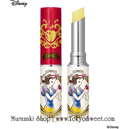 พร้อมส่ง ** DHC Lip Cream 1.5g Japan Limited DISNEY SNOW WHITE สุดยอดลิปมัน ช่วยบำรุงริมฝีปากนุ่มชุ่มชื้น ไม่แห้งคล้ำ มาในลายสไนไวท์สุดน่ารัก (สินค้าแกะแบ่งขายจากเซ็ต ไม่มีกล่องแพ็คเกจ แม่ค้าจะห่อบับเบิ้ลส่งให้นะคะ)