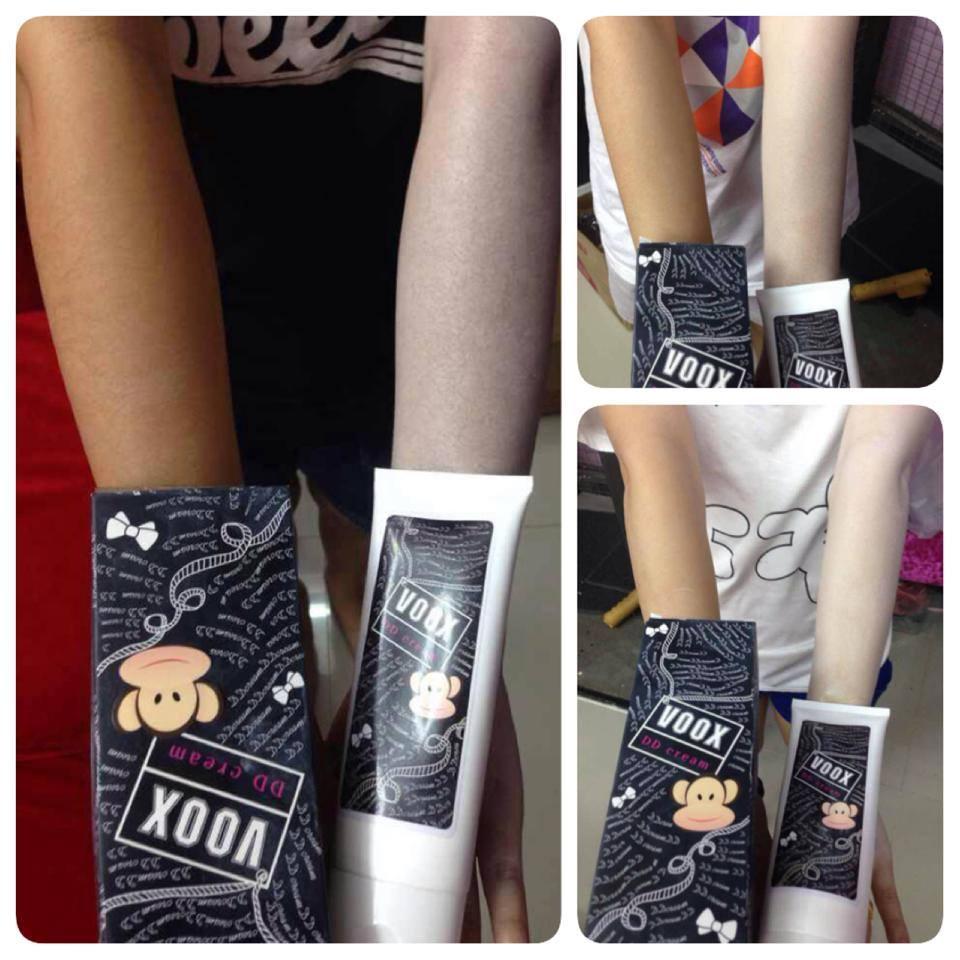 Voox DD Cream วอก ดีดีครีม ของแท้ ราคาถูก ปลีก/ส่ง โทร 089-778-7338-088-222-4622 เอจ
