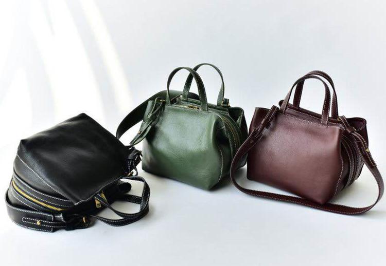 กระเป๋าหนัง รุ่น Lanna De