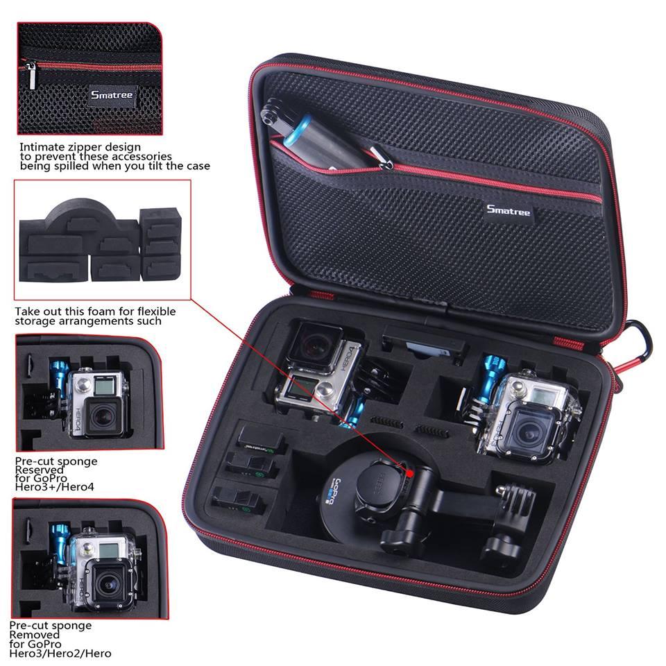 กระเป๋า Smatree G260 SL Black