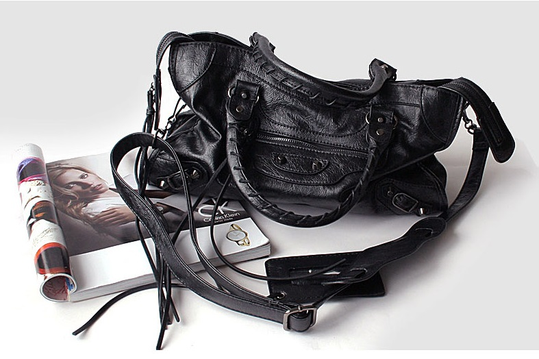 กระเป๋าหนัง PU balenciaga (Classic)