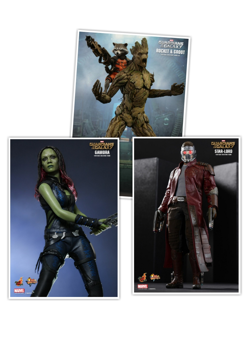 HOT TOY Guardians of the Galaxy