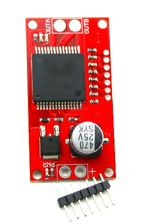 30A Single Channel Motor Driver