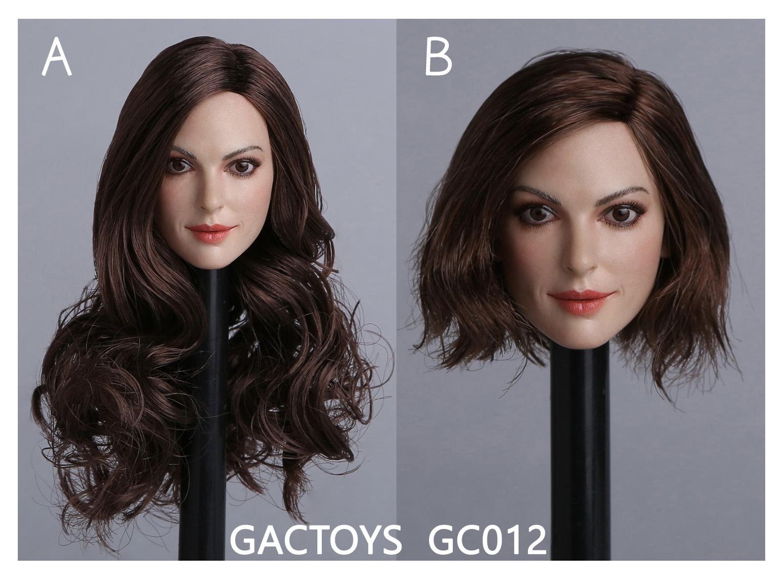 GACTOYS GC012 Beauty headsculpt