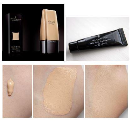 **พร้อมส่ง**ILLAMASQUA Skin Base Foundation ขนาดทดลอง 5ml. Shade : 6.5 สำหรับผิวเฉดกลางโทนเหลือง รองพื้นเนื้อบางเบา เน้นความเป็นธรรมชาติ ให้ความรู้สึกแบบ skin realism คือเป็นผิวจริงๆ ไม่ใช่เป็นรองพื้นแบบหนาๆ บนใบหน้า ให้การปกปิดแบบ medium-full coverage ส