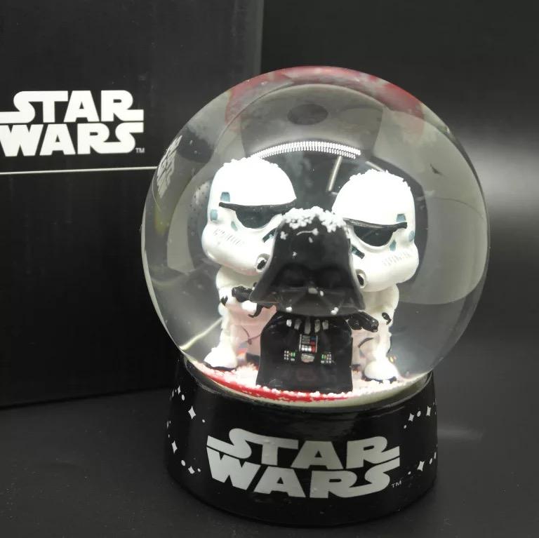 ลูกบอลคริสตัลสตาร์วอร์ Star Wars Snowflake