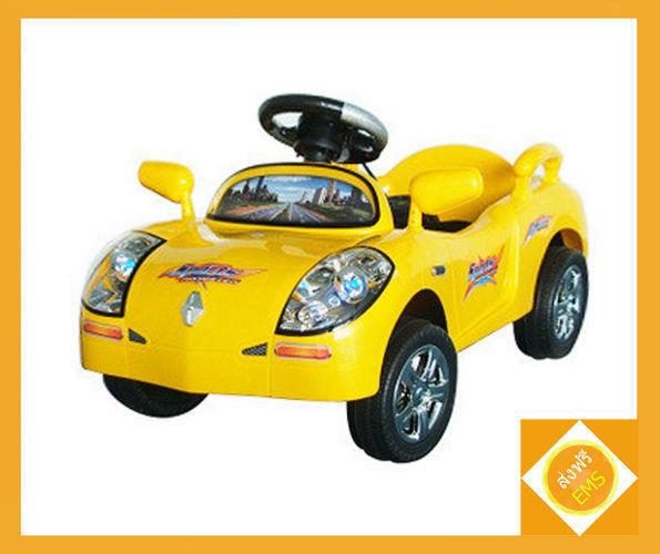 รถเด็กนั่งไฟฟ้าบังคับรีโมท
