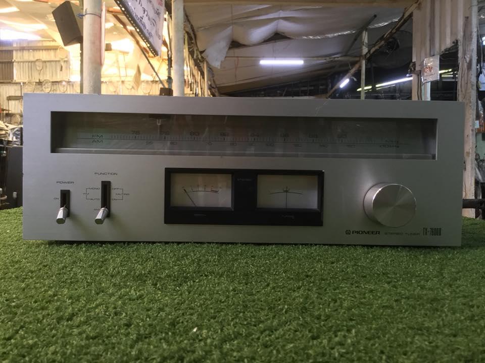 วิทยุ FM AM Pioneer TX-7600 II