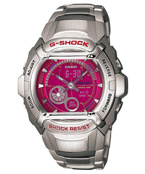 Casio G-Shock standard ANA-DIGI รุ่น G-500FD-4ADR