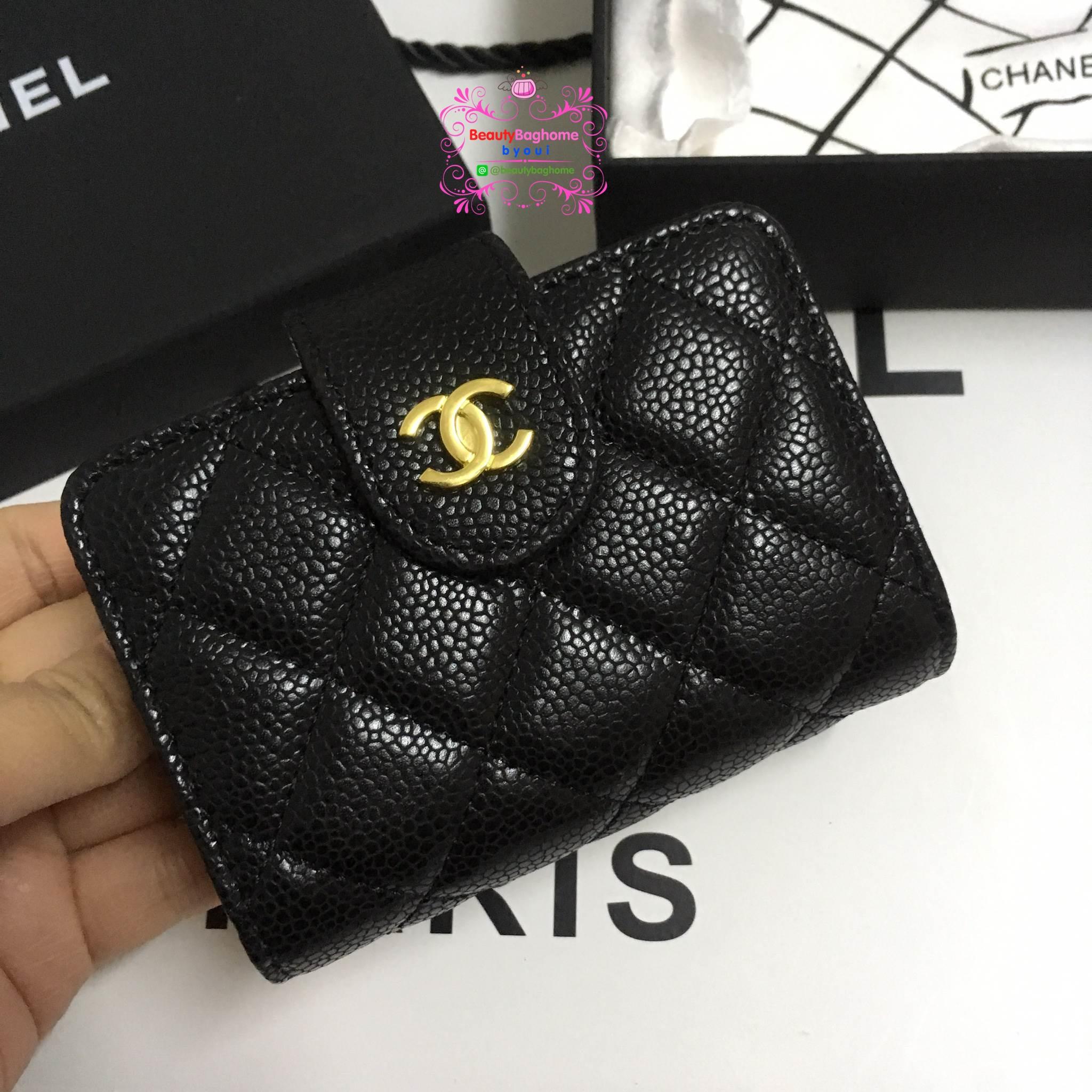 Chanel card holder งานHiend Original
