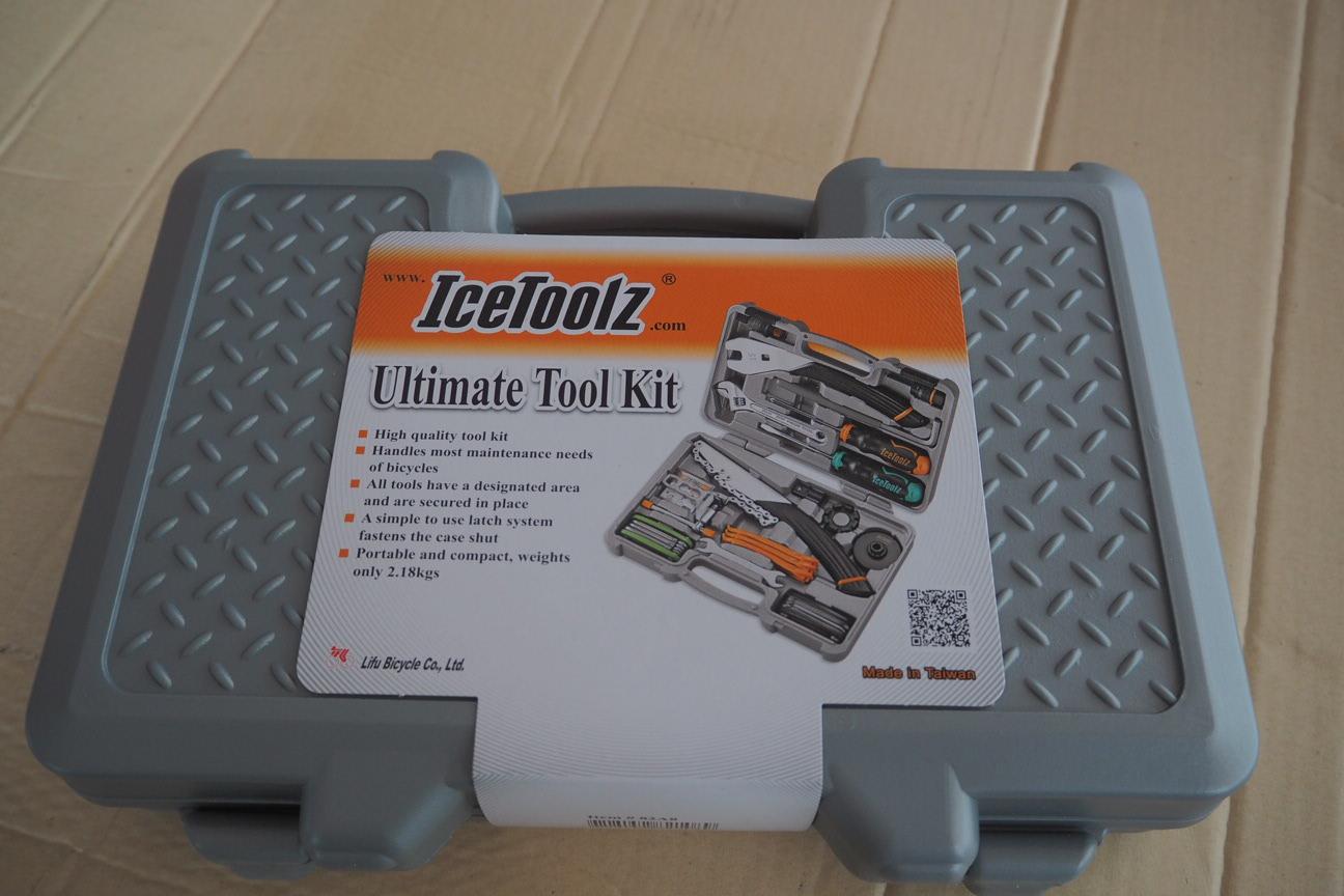 ชุดเครื่องมือซ่อม Ice Toolz ชุด Ultimate Tool Kit