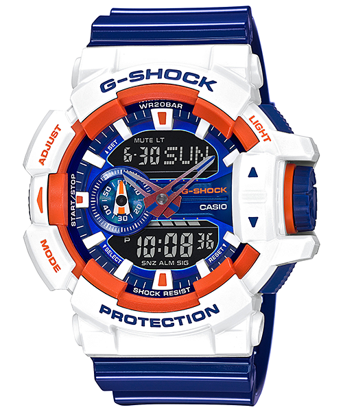 Casio G-Shock รุ่น GA-400CS-7A