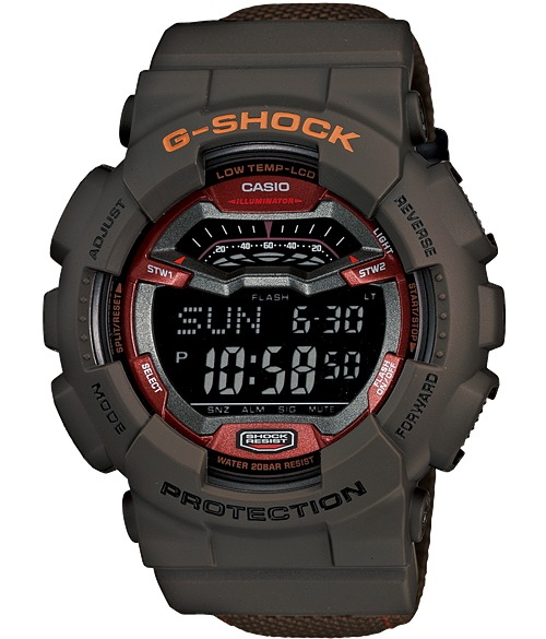 Casio G-Shock รุ่น GLS-100-5DR