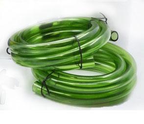 สายยาง17*เขียว-1m