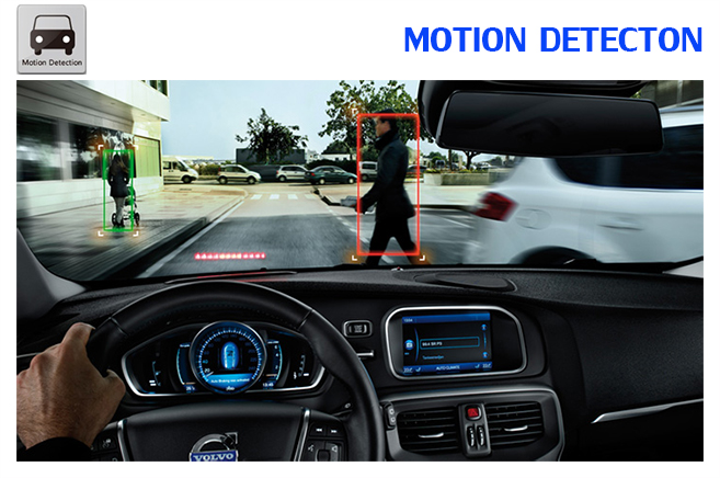 มี Motion Detection