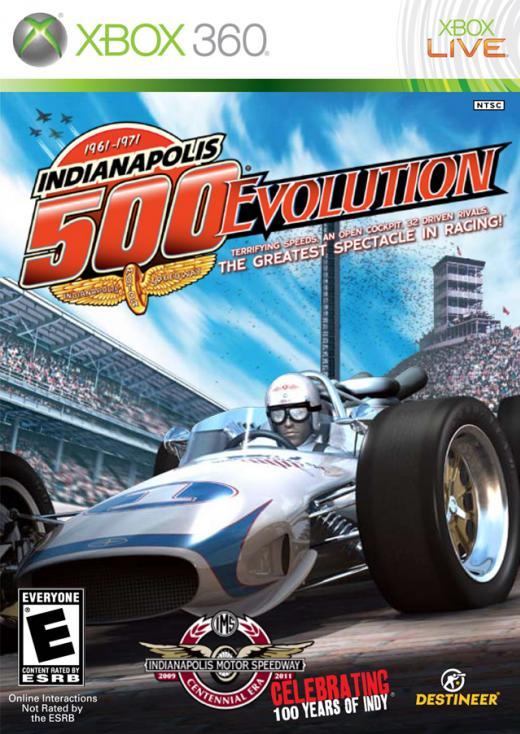 Indianapolis 500 Evolution [RGH]