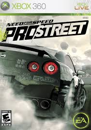 Need For Speed: ProStreet [RGH]