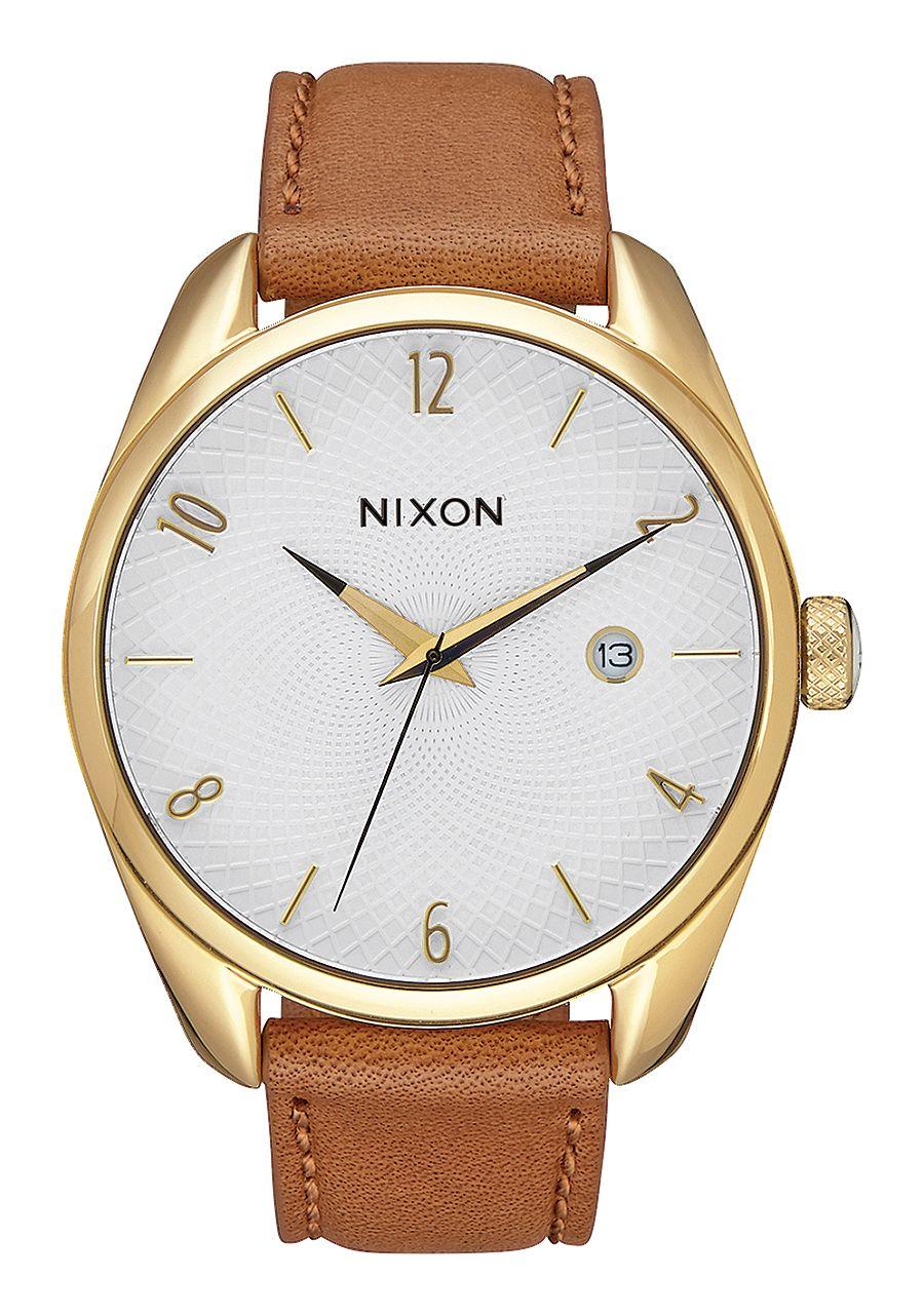 นาฬิกาผู้หญิง Nixon รุ่น A4731425, Bullet Leather