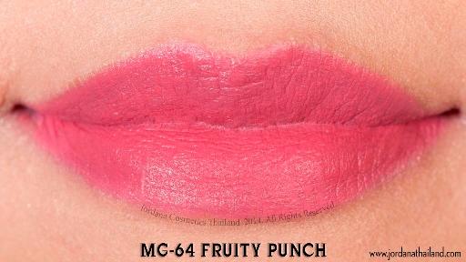 Matte Fruity Punch