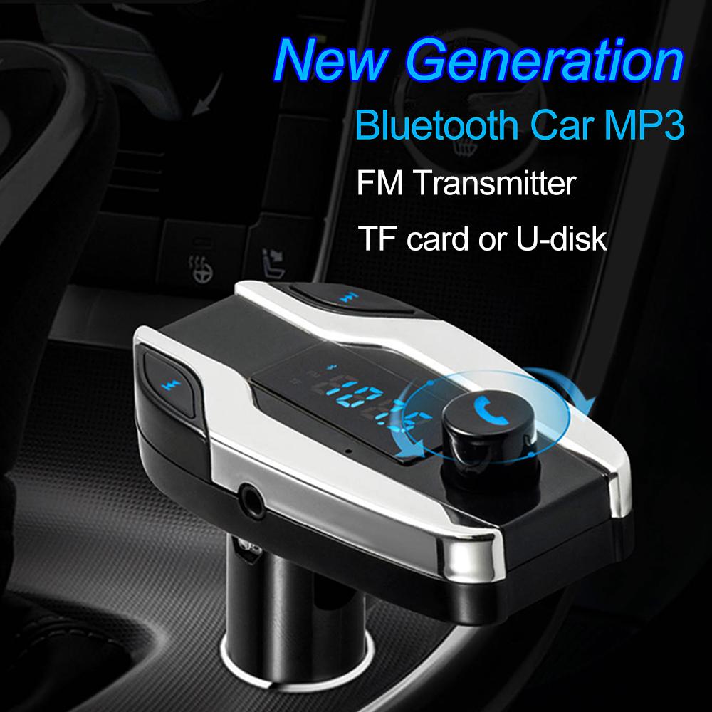 Car Bluetooth X7 FM Transmitter