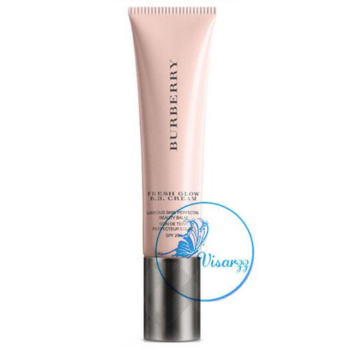 Burberry Fresh Glow B.B. Cream SPF 30 - PA+++ 30mL # No.01 Nude Rose อันเดอร์โทนชมพูอ่อน บีบีครีมตัวใหม่ล่าสุด สำหรับสาวเอเชียโดยเฉพาะ