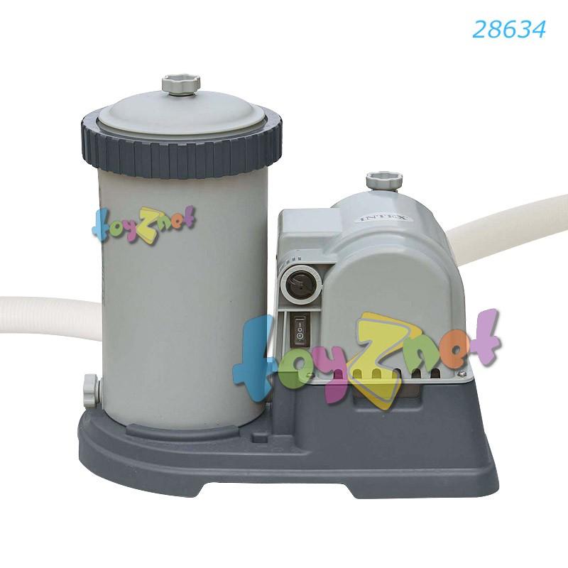 Intex เครื่องกรองน้ำระบบไส้กรอง 9,463 ลิตร/ชม. (สระ 15-24 ฟุต) รุ่น 28634