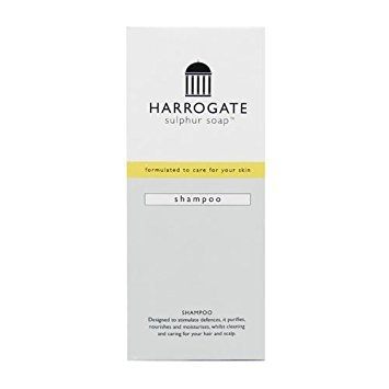 Harrogate Sulfur Shampoo 150 ml ฮาโรเกต แชมพู ลดอาการคัน