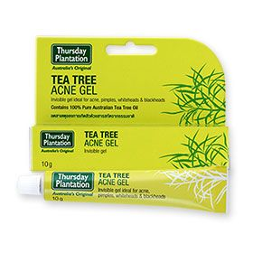 Thursday Plantation TEA TREE ACNE GEL10g