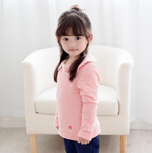 C115-74 เสื้อกันหนาวเด็กมีปก รุ่นพิเศษ super soft บุผ้ากันความร้อนอย่างดี สวย นุ่มอุ่นมาก size 100-140 พร้อมส่ง