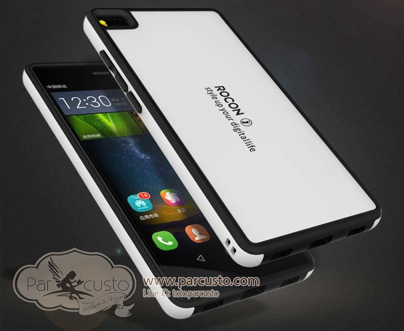เคสกันกระแทก Huawei P8 จาก TYSON ROCON [Pre-order]
