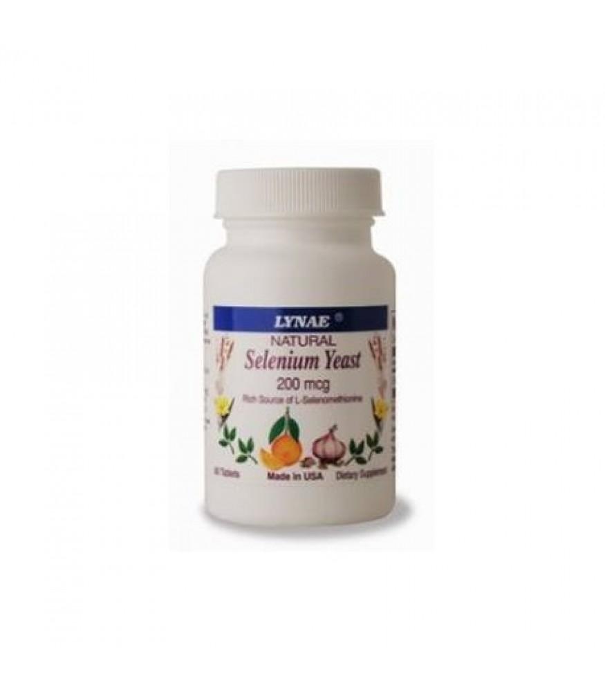 Lynae Natural Selenium Yeast 70 Mcg.
