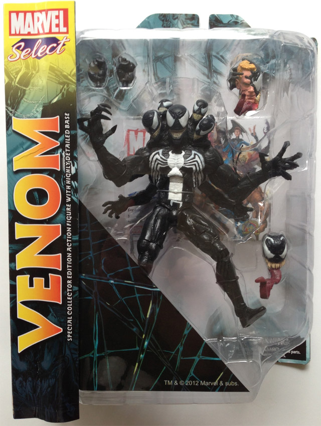 Marvel Select: Venom 9 inch Action Figure NEW