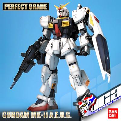 PG GUNDAM MK-II A.E.U.G.
