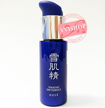Kose Sekkisei Day Essence SPF25/PA+ 20 ml เอสเซ้นส์สำหรับกลางวัน ให้คุณค่าสมุนไพรจีนและญี่ปุ่น บำรุงและปกป้องผิว