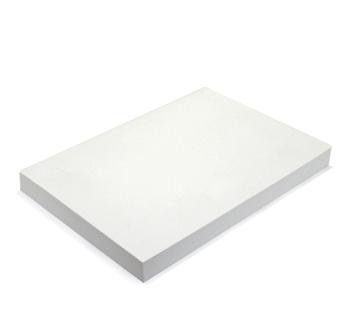 สติ๊กเกอร์กระดาษชนิดขาวด้าน