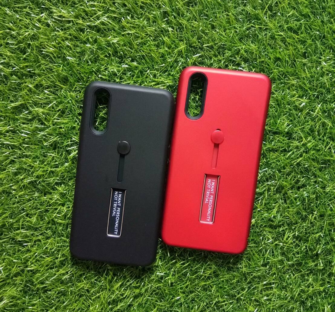 2ชั้นกันกระแทกมีที่คล้องนิ้ว Huawei P20