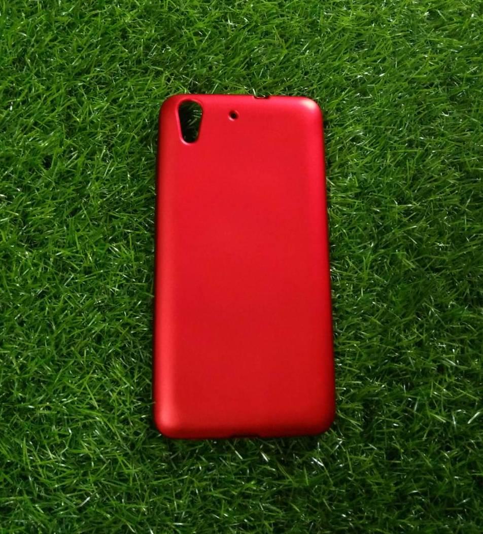 TPU Red Huawei Y6II(Y62)