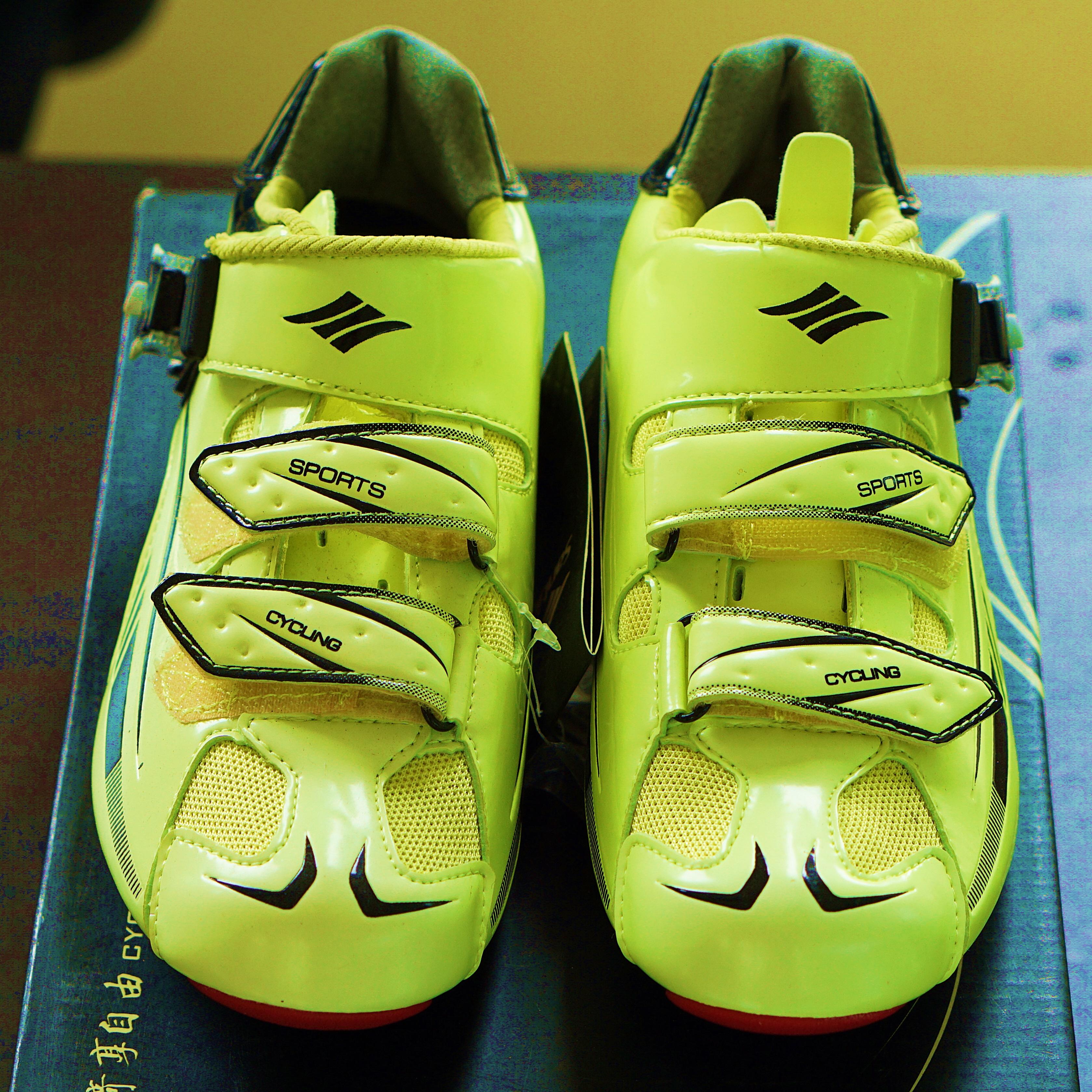 รองเท้าจักรยาน SANTIC _S12018Y