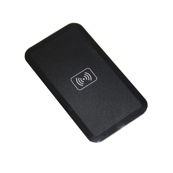 Qi แท่นชาร์จ wireless charger Qi sandard( Black)