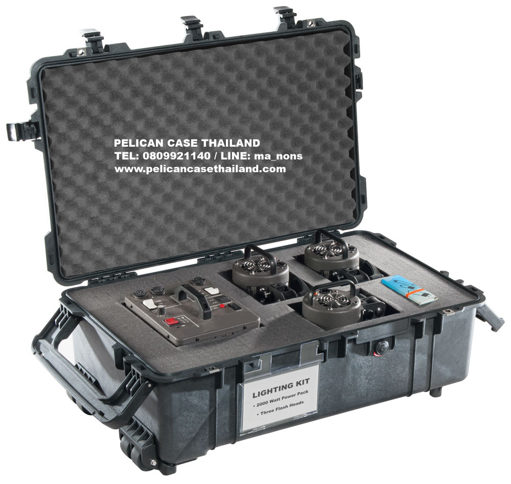 PELICAN™ 1670 CASE WITH FOAM