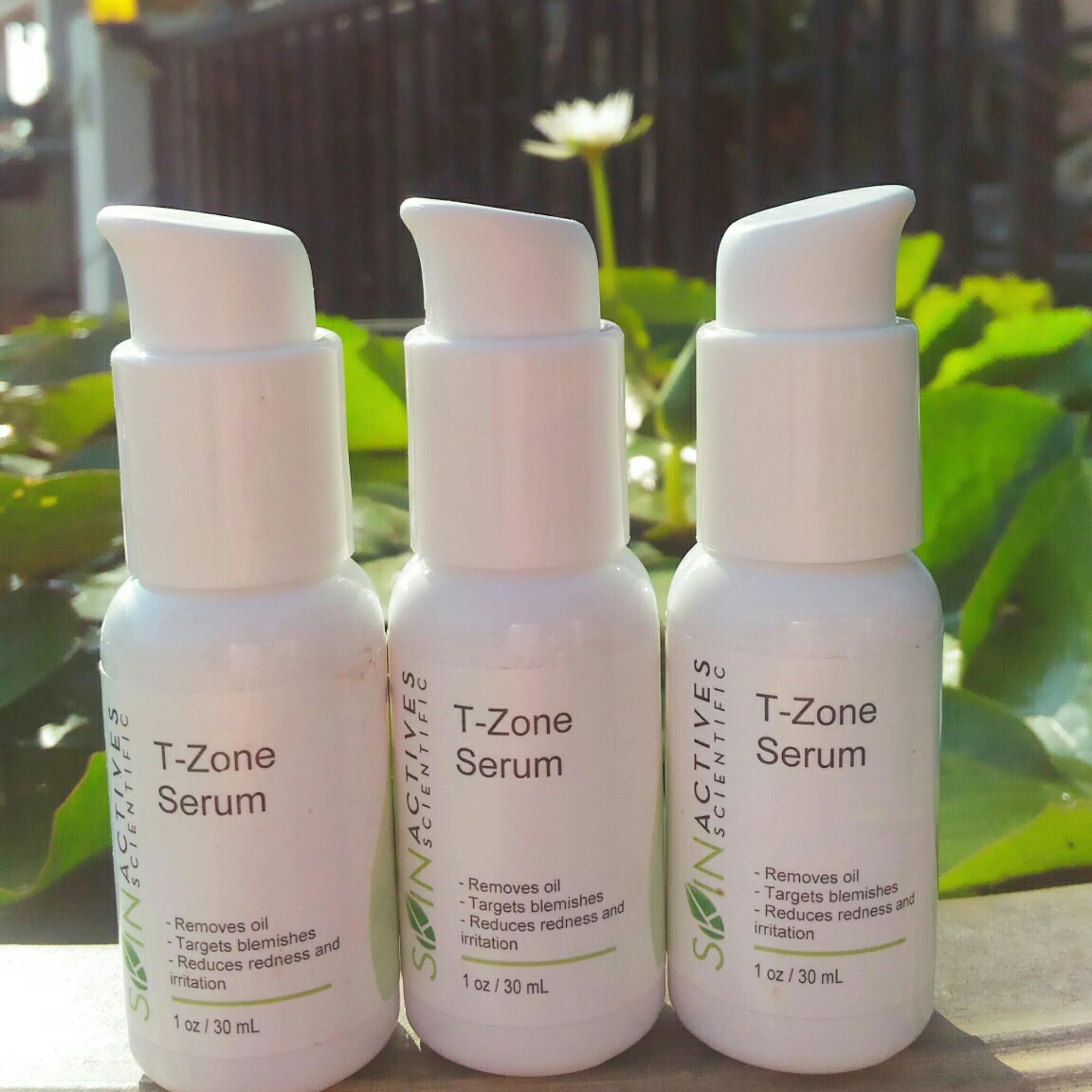 เซรั่มบำรุงผิวหน้าควบคุมความมัน Skin Actives Scientific T Zone Serum