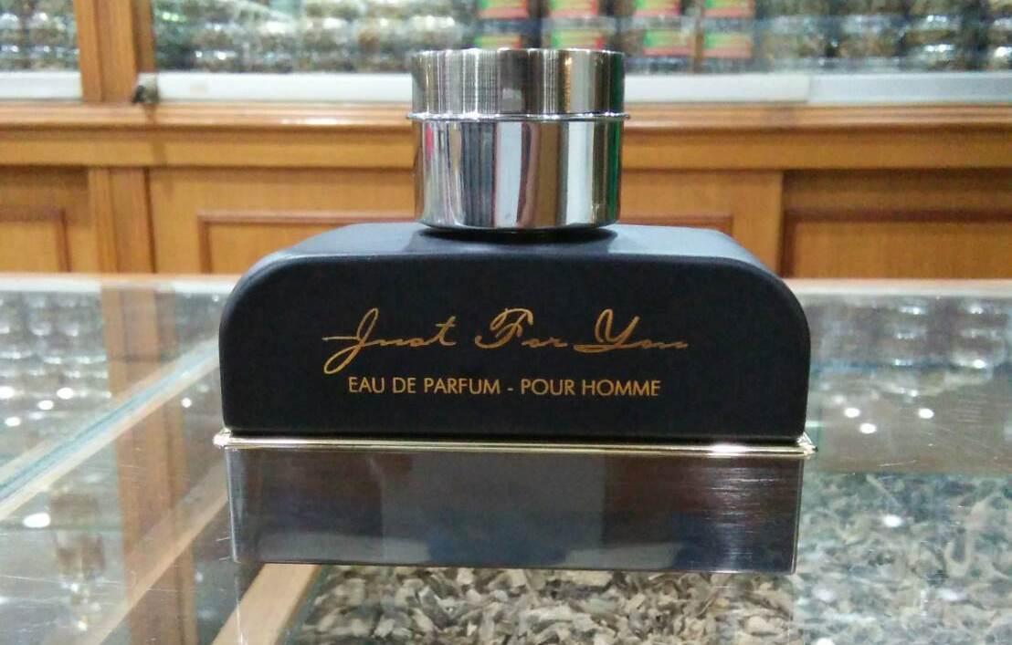 น้ำหอม Armaf Just For You Homme EDP Spray 100ml. หมดสามารถพรีออเดอร์