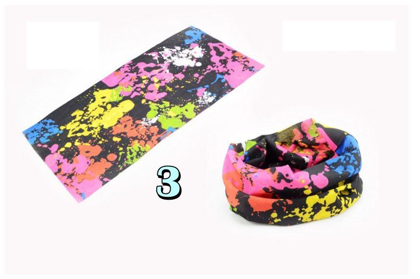 ผ้าบัฟ scarf แบบที่ 3