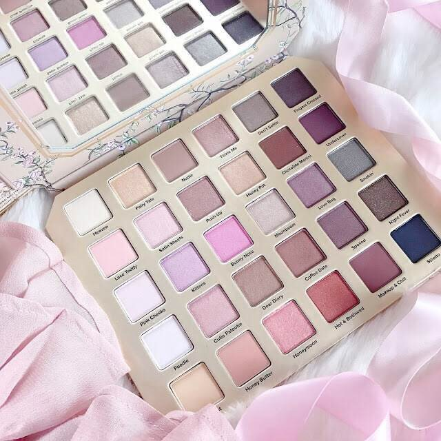 #Too Faced Natural Love Palette Limited Edition