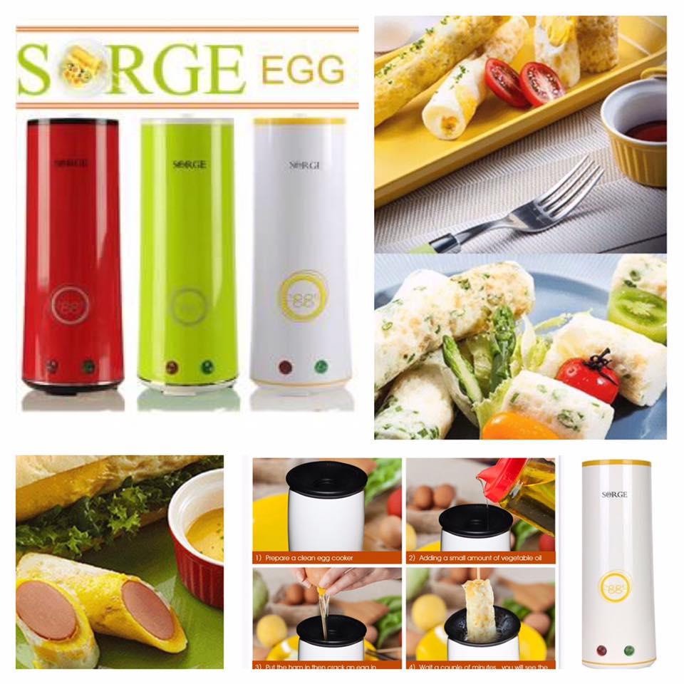 เครื่องทำไข่ม้วน Egg master