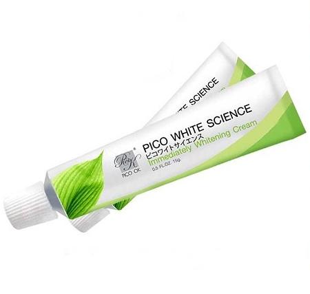 pico white science พิโกะ ไวท์ ไซเอินท์