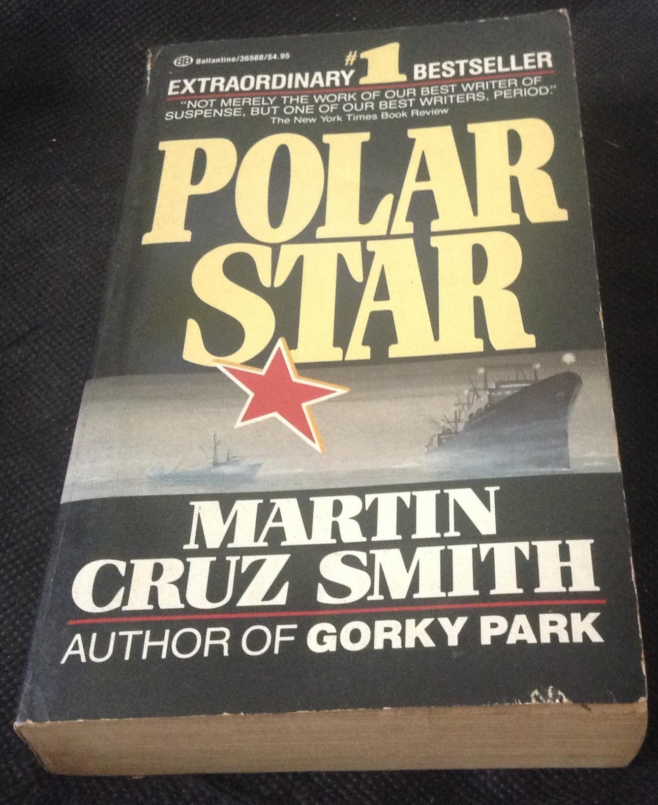 Polar Star by Martin Cruz Smith ราคา 200