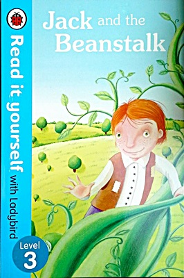 Read It Yourself Level 3: Jack & the Beanstalk
