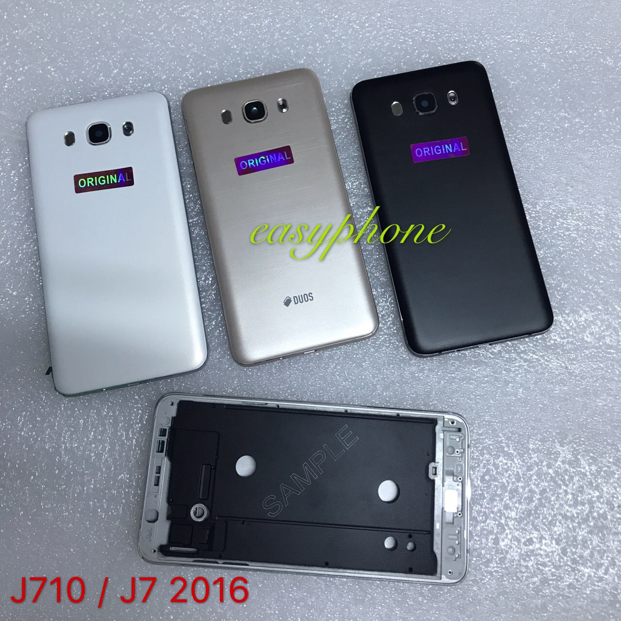 หน้ากาก Samsung J710/J7(2016)
