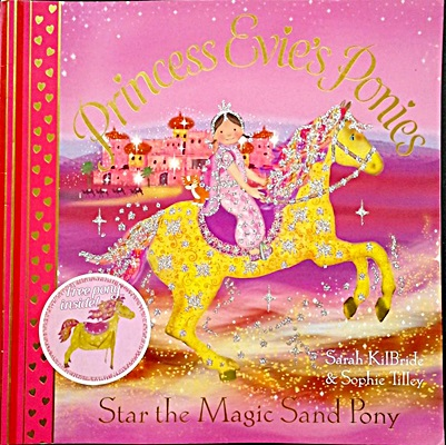 Princess Evies' Ponies: Star the Magic Sand Pony